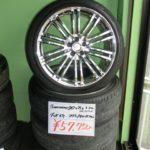 タイヤ・ホイール売ります